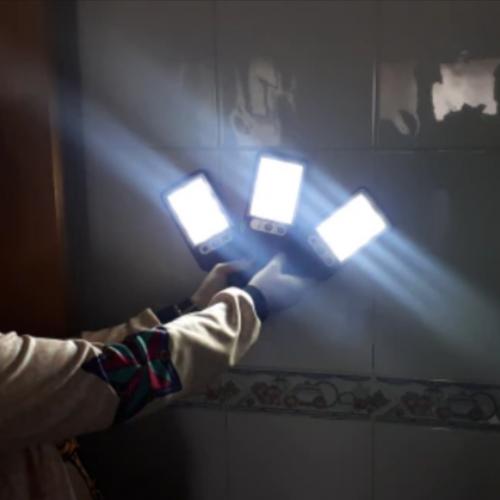Solarna ulična svetilka LIGHT ME photo review