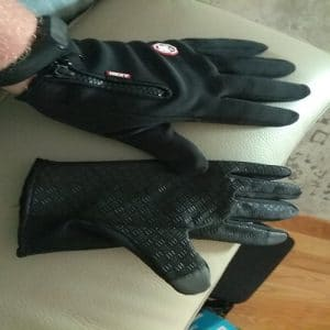 Tople TOUCH rokavice za zimo photo review