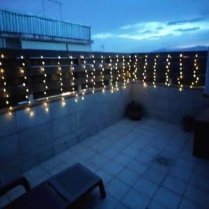 Dekorativne praznične lučke 3x3m photo review