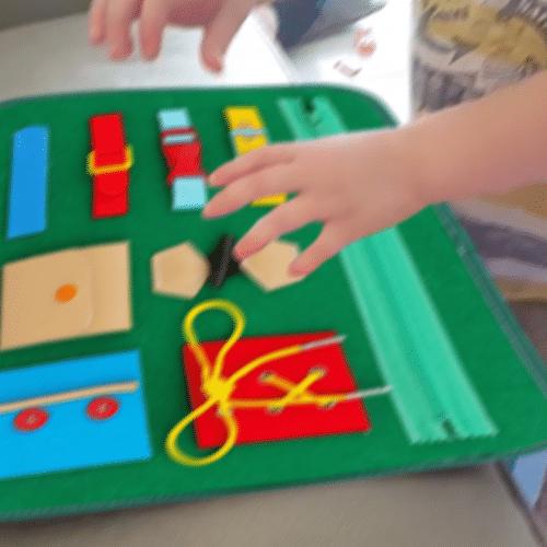 Učno-zabavni set za otroke photo review