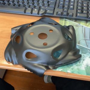 Univerzalna rezilna glava za nitkarco photo review