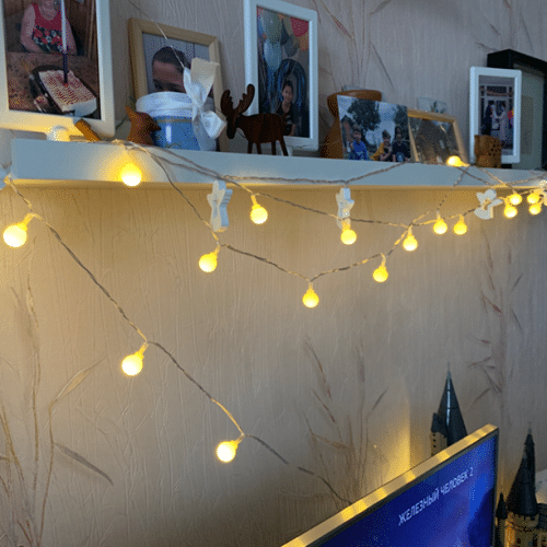 Okrasne LED solarne luči photo review