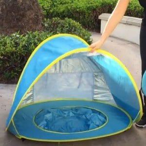 Otroški šotor z mini bazenom photo review