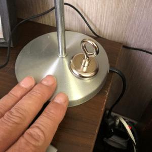 Ultra močan magnet s kavljom photo review